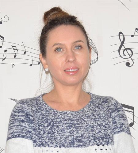 Mrs. Olena Osika